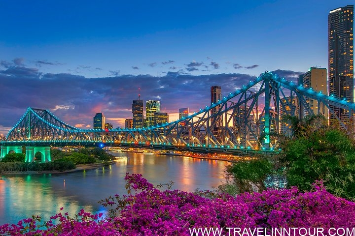 story bridge Brisbane 1 - Brisbane Travel Guide | Exploring Brisbane, Australia