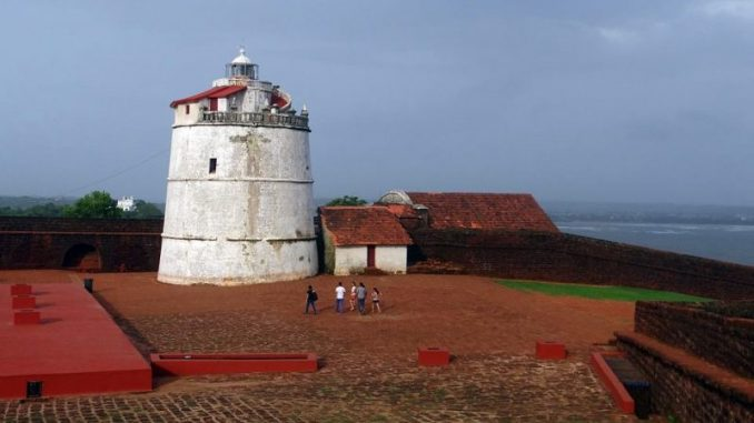 Aguada Fort Lighthouse