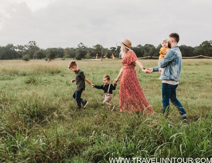 Family Vacations at Paso Robles