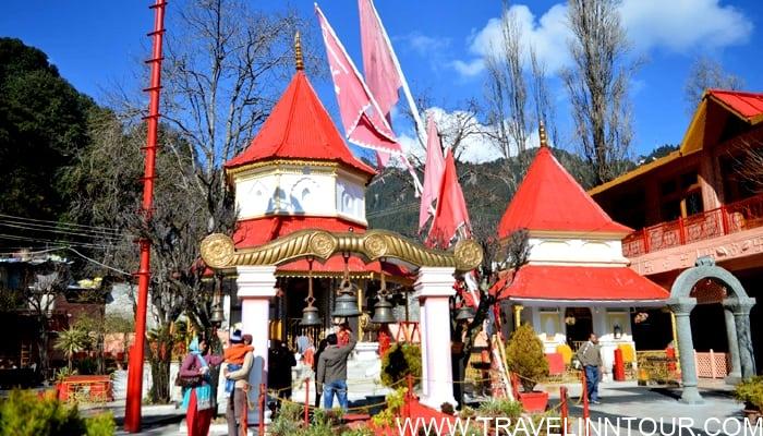 Naina Devi Temple, Nainital