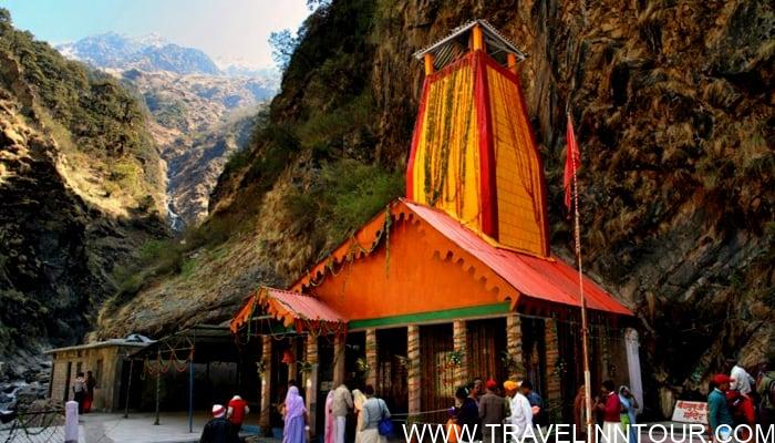 Yamunotri Temple, Uttarkashi