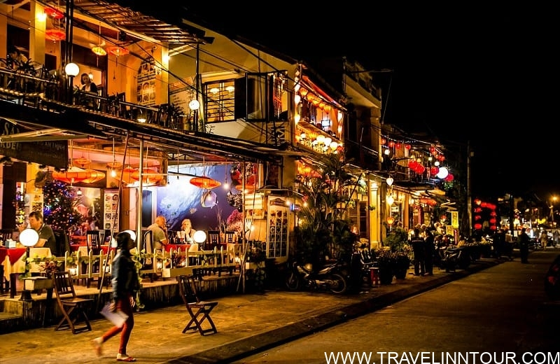 Night Food Market - Things to do in Hoi An at night