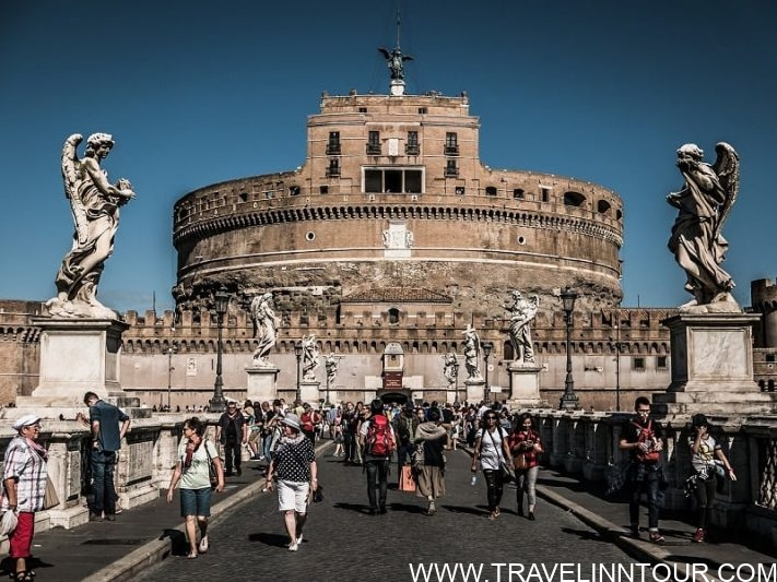Colosseum Rome Bridge - Photography Destinations For Travelers