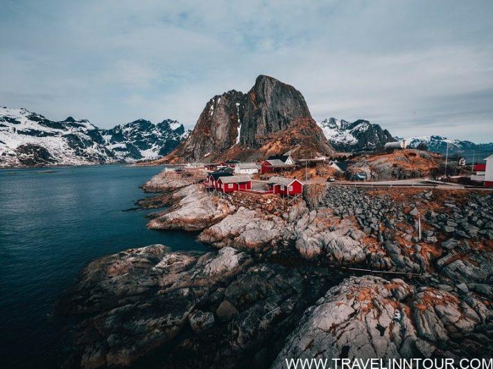 Lofoten Islands Svolvaer Norway
