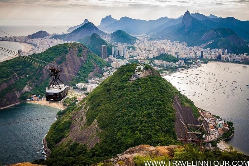 Photography Destinations, Sugarloaf South - Southern Brazil