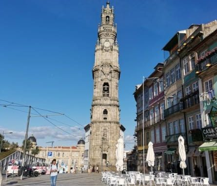 Clerigos Tower Torre dos Clerigos