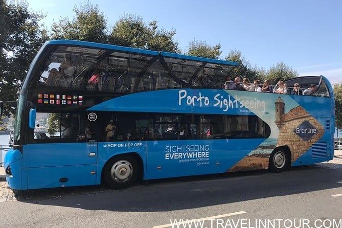Hop on Hop off Bus - Porto Top 10 Sights in Porto