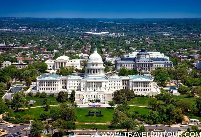 washington dc Best Places To Travel Solo in USA