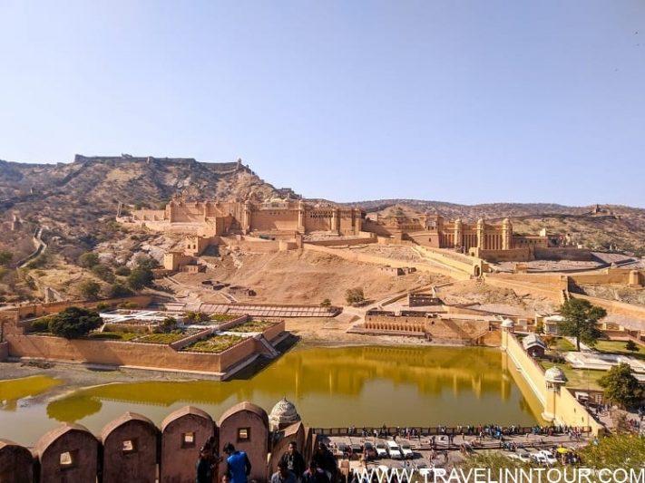 places to explore in Rajasthan - Amer Fort Devisinghpura Amer Rajasthan