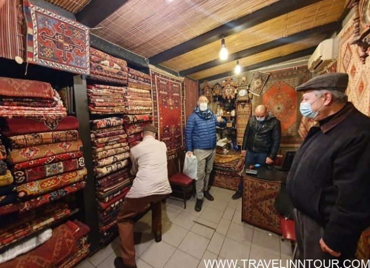 Antique Carpets - what is famous in Armenia