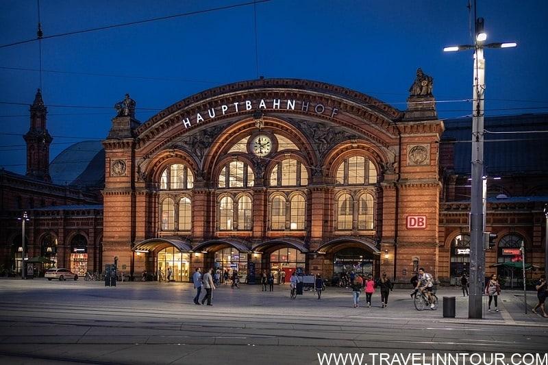 Bremen Railway Station