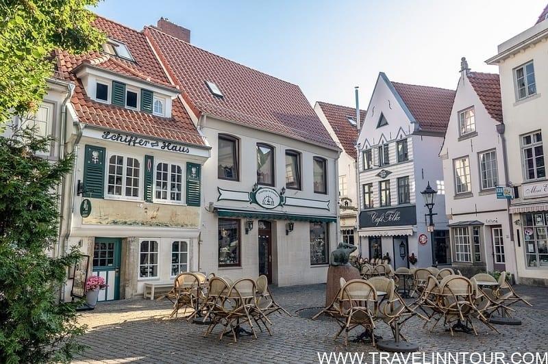 Bremen Schnoor Places Of Interest