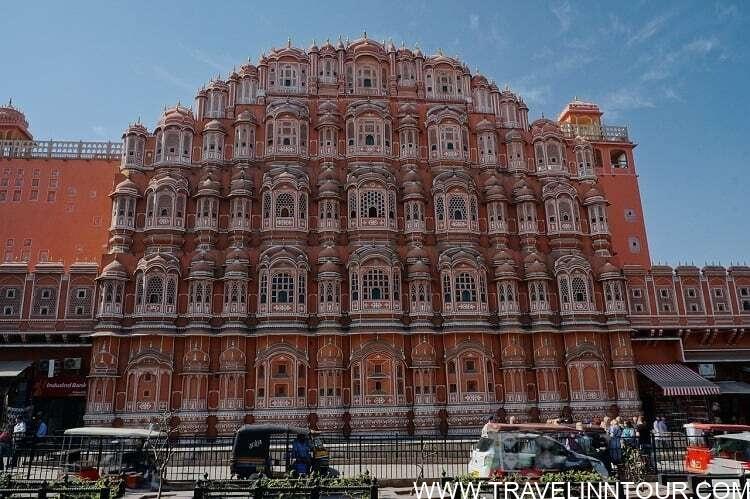 Hawa Mahal Jaipur India 1