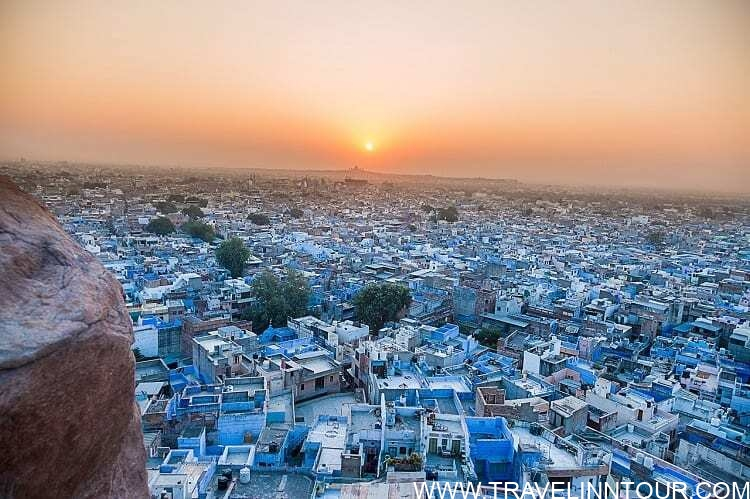 Jodhpur Blue City Rajasthan - Places To Explore In Rajasthan