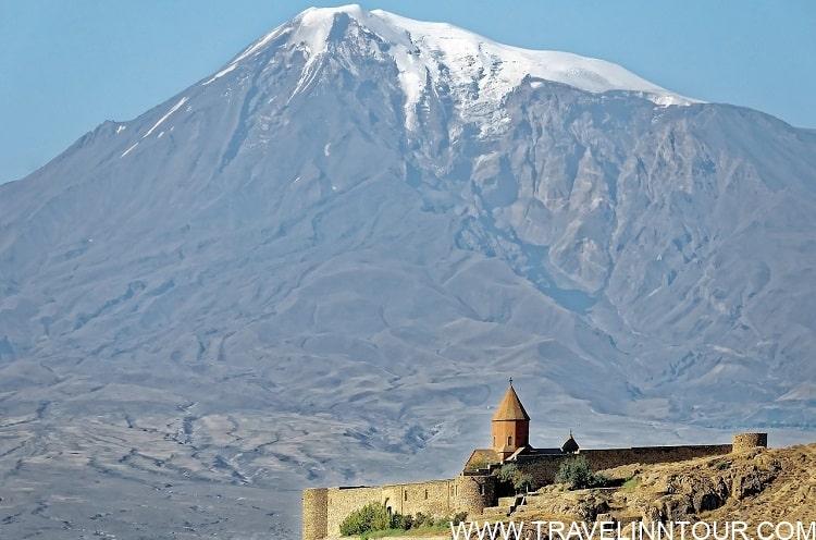 Khor Virap Monastery Ararat