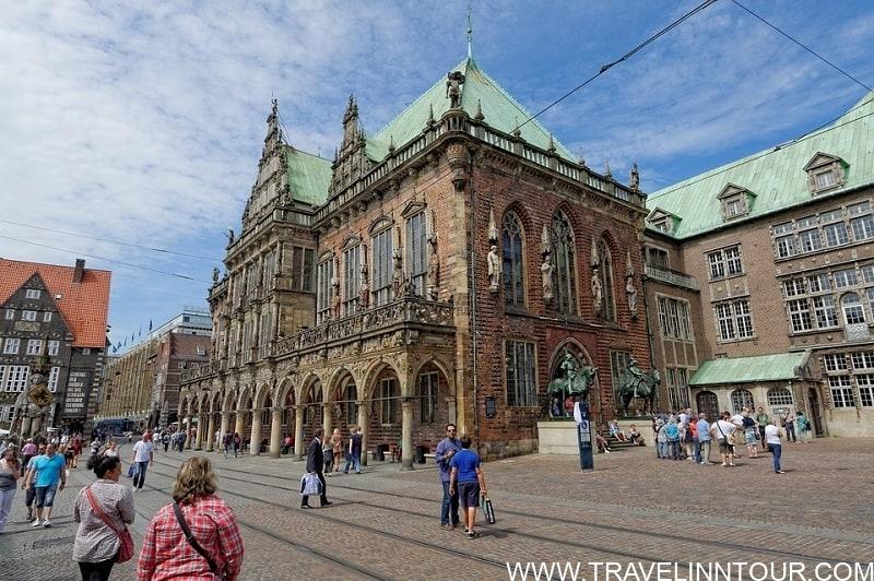 Town Hall Bremen Germany
