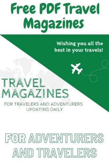 Travel Magazines - travel magazine pdf