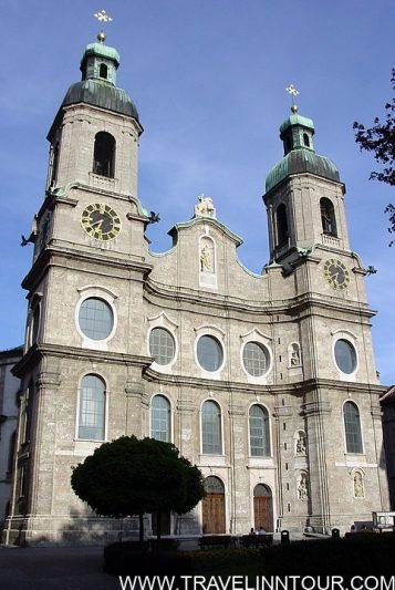 Cathedral Dom zu St. Jakob