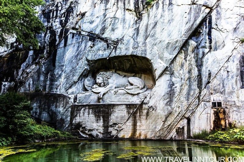 Dying Lion of Lucerne