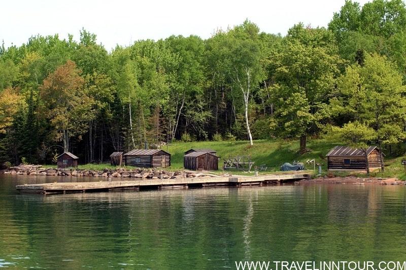 Fish Camp Apostle Islands - Bucket List Travel Destinations