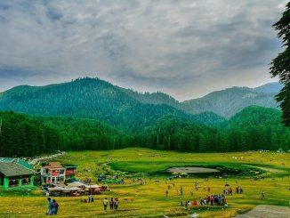 Khajjiar Dalhousie Himachal Pradesh