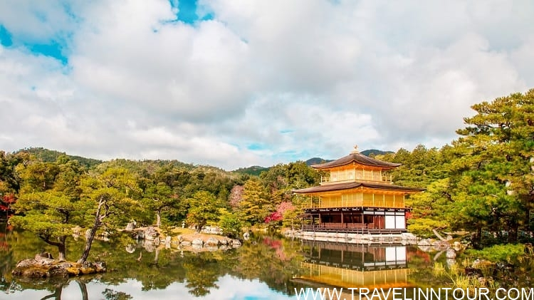 Kinkaku Ji Temple Kyoto Japan