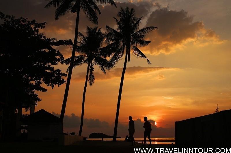 Krabi Koh Lanta Sunset