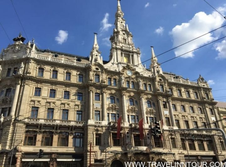 New York Cafe Budapest 1