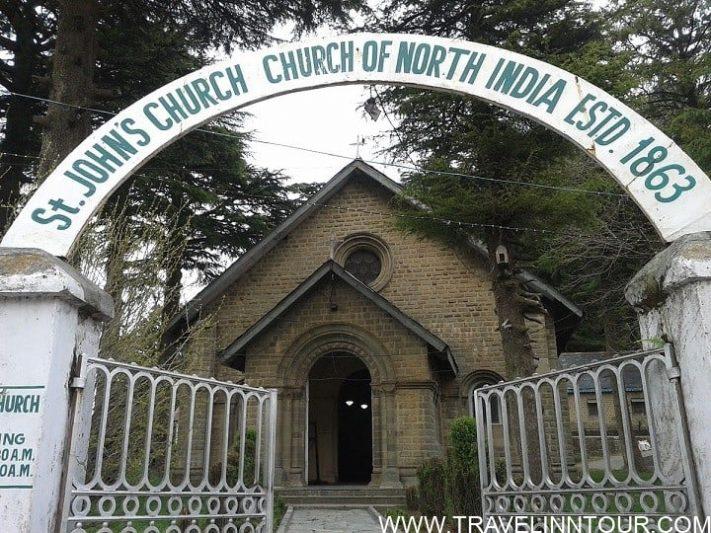 Saint Johns Church Dalhousie Himachal Pradesh 1