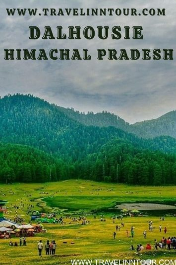 Things To Do in Dalhousie Hill Station Himachal Pradesh India