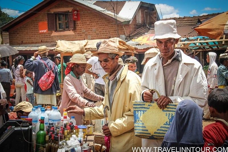 madagascar shopping bazar