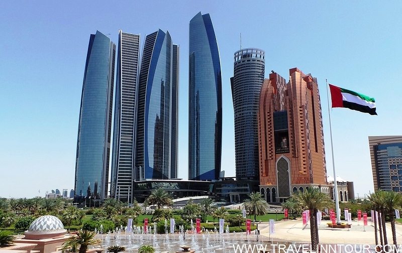 Abu Dhabi Itinerary For First Time Visitors Skyline Abu Dhabi