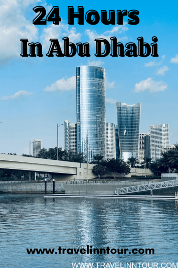 Abu Dhabi Itinerary For First Time Visitors