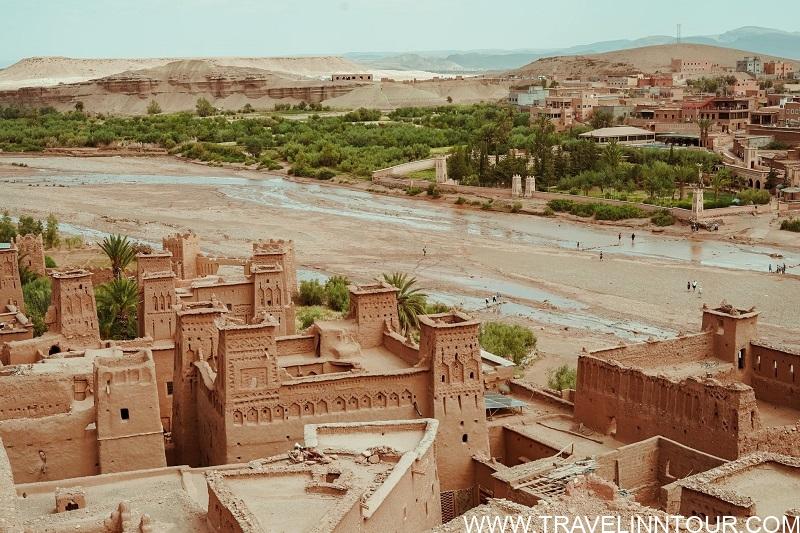 Ait Benhaddou Marrakesh Morocco