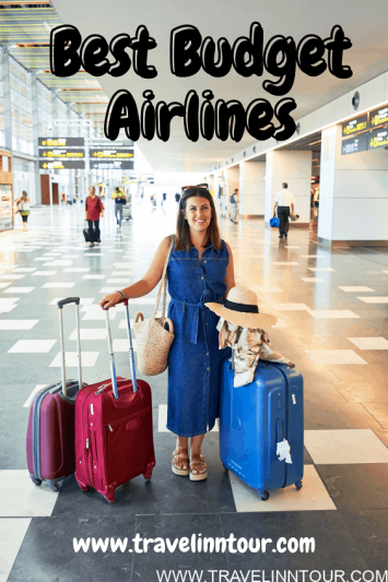 Best Budget Airlines For National and International Travel