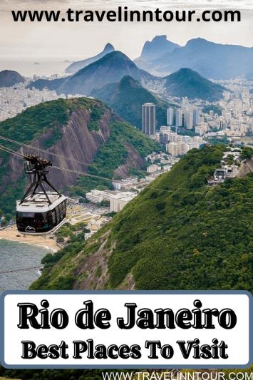 Best Places To Visit In Rio de Janeiro Tourism in Rio de Janeiro