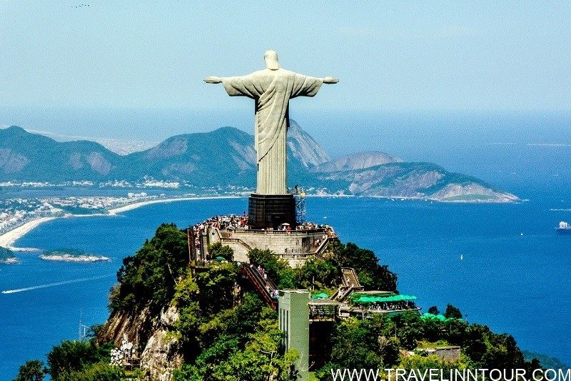 Christ the Redeemer Places in Rio de Janeiro To Visit