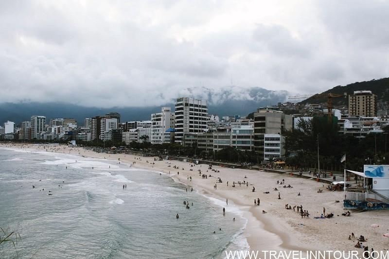 Copacabana Rio de Janeiro Brasil