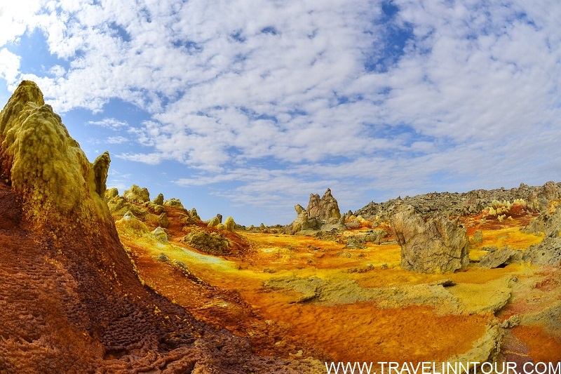 Danakil Desert Ethiopia