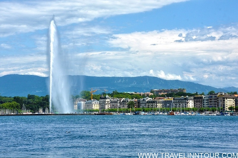 Geneva, Jet dEau - 10 day Switzerland Itinerary