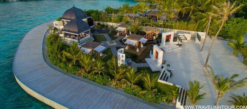Jumeirah Vittaveli The luxury Hotel