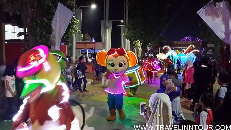 Jungleland Adventure Theme Park - best Indonesia tourist places to visit