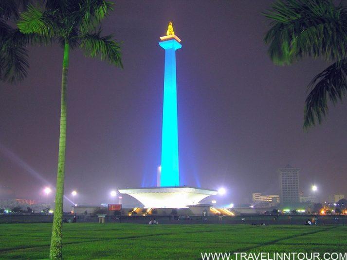 Monas the Jakarta landmark