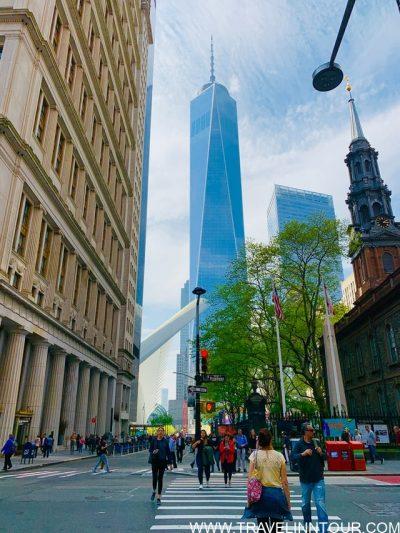 One World Trade Center New York