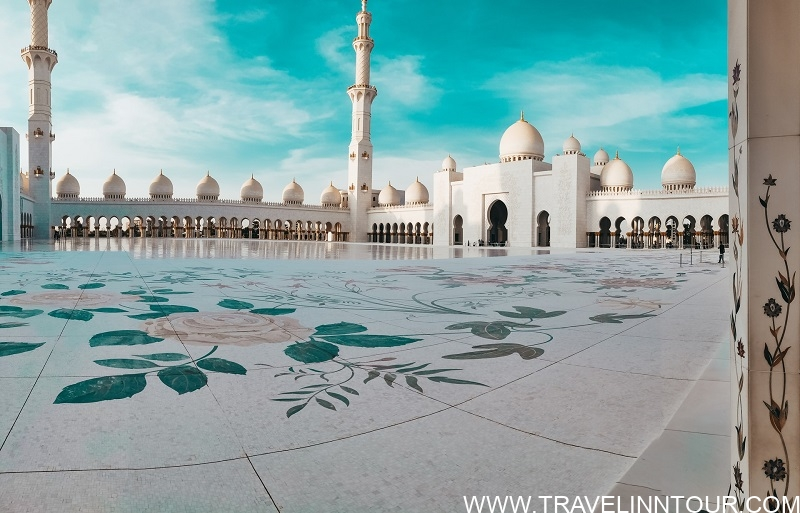 Sheikh Zayed Grand Mosque 1