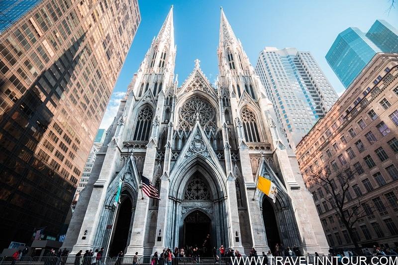 St. Patricks Cathedral New York NY USA