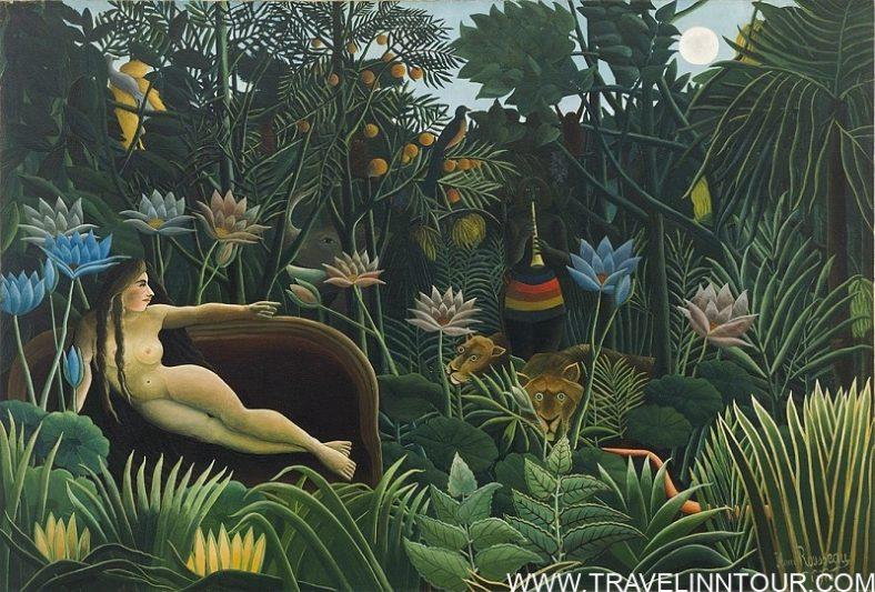 The Museum of Modern Art Henri Rousseau The Dream 1910