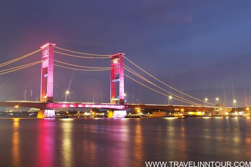 The Suramadu Bridge