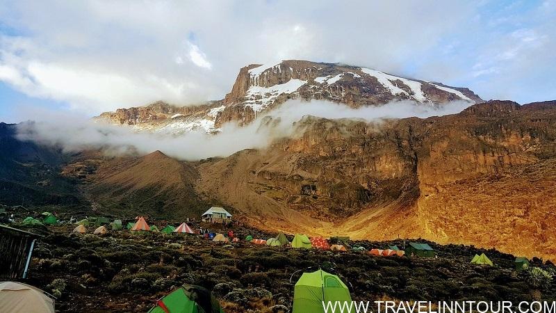 kilimanjaro Barranco Wall