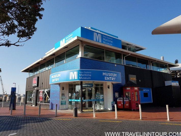 Auckland Museums New Zealand Maritime Museum